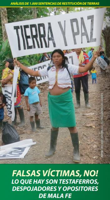 Foto tomada del informe/ Tomada por Willmar Jaramillo- EL pregonero del Darién