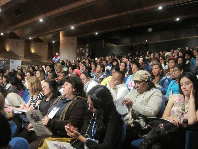 Foto CNAI/ Auditorio