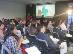 Foto CNAI/ Auditorio Centro de Memoria Histórica