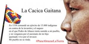 Cacica Gaitana (0-00-11-23)