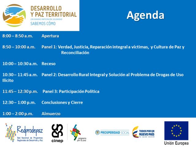 Agenda_Marzo 10
