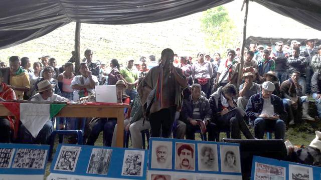 Foto: Corporación Nuevo Arco Iris/ Audiencia pública y social de los acuerdos de paz delos 90/ 13-03-16