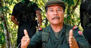 Foto: Colprensa/ Nicolás Rodríguez Bautista, alias Gabino, máximo comandante del ELN.