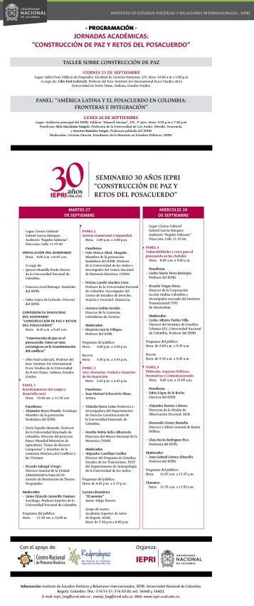 Programa completo 30 AÑOS IEPRI (1)