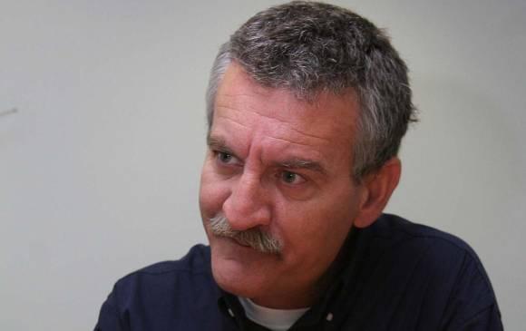 Vicenç Fisas, director de la Escuela de Cultura de Paz de la Universidad de Barcelona. FOTO COLPRENSA