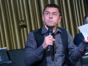 Foto CNAI/ Juan Carlos Monedero el 10 de abril de 2014 en el Centro de Memoria Histórica