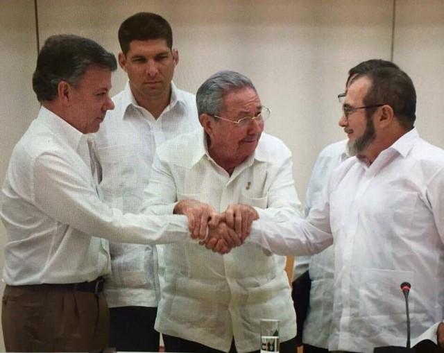 Foto de César Carrión  SIG Presidencia de la República/23 de septiembre 2015