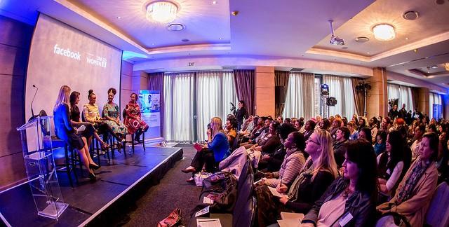 Foto tomada del portal UN Women Gallery/ Paneles de discusión