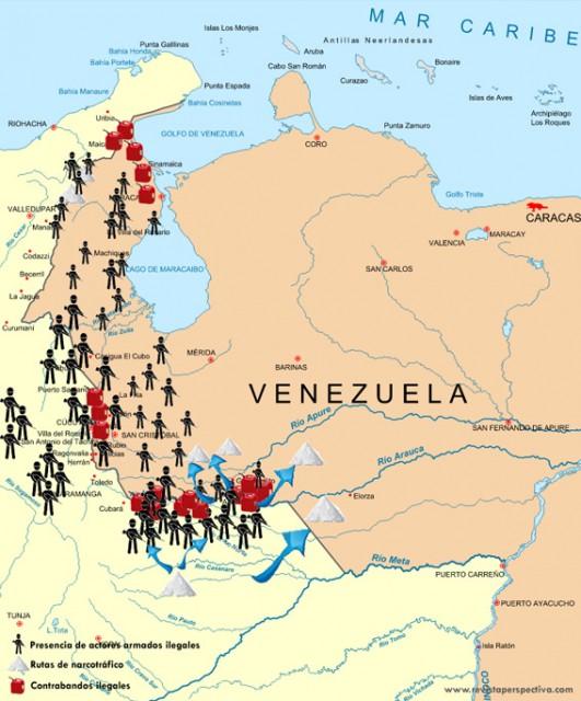 Mapa Frontera Revista Perspectiva.