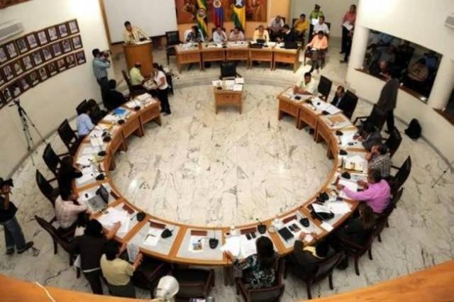 Foto del portal Vanguardia.com/ Concejo de Bucaramanga
