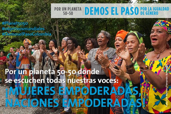 Foto: ONU Mujeres Colombia