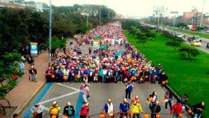 Foto: Portal TeleSur/ La Semana ha satanizado la manifestación cívica de los sectores marginados.