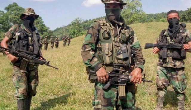 Foto: Portal La opinión/ Autodefensas Gaitanistas