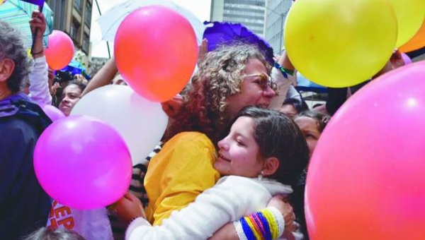 Este eventio nació en 1987, tras todas las consecuencias que trajo para la vida política del país la toma al Palacio de Justicia por parte de la guerrilla.   Foto: Colombia2020