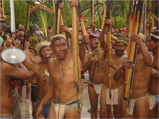 "Foto: Tomada de la Fan Page ""Barí Catatumbo"""