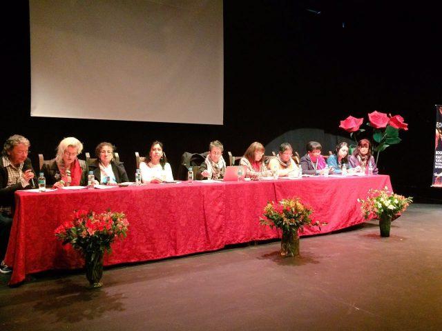 Foto: Corporación NUevo Arco Iris/ Primer conversatorio del Foro Mujeres y Paz/ Agosto 23 de 2016
