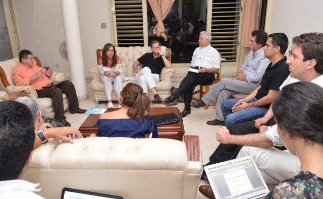 Foto y video oficina del Alto Comisionado para la Paz