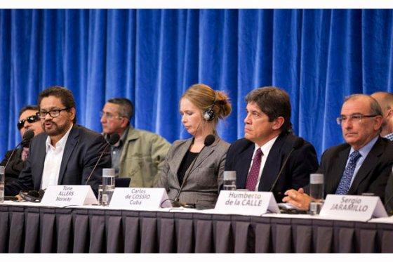 Foto: AFP/ Las Farc y el Gobierno Nacional están en negociaciones oficialmente desde octubre de 2012.